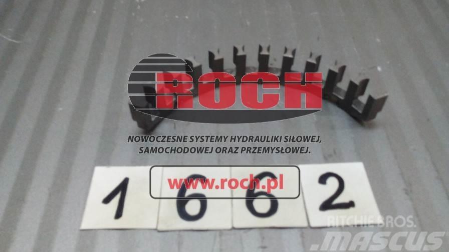 [Other] Części A4V0130 Metalowy koszyk na łożyska kołyski
