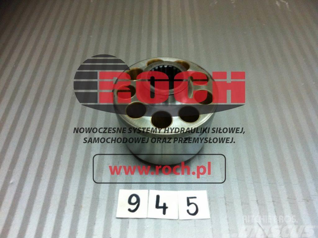 [Other] Części A4V56 Cylinder ( Cylinder Block )