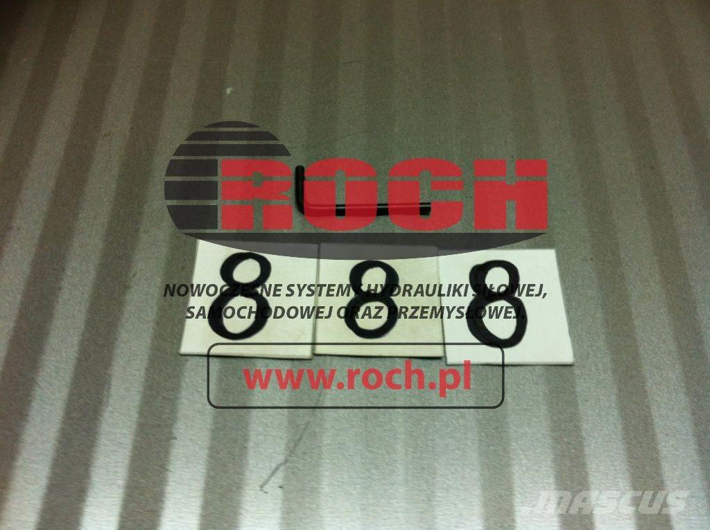 [Other] Części A4V90 Drucik ( Wire)