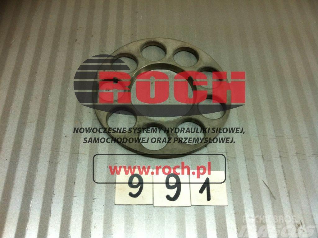 [Other] Części A4V90 Płyta separacyjna Set Plate