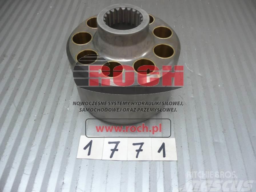 [Other] Części A4VG125 Cylinder ( Cylinder Block)
