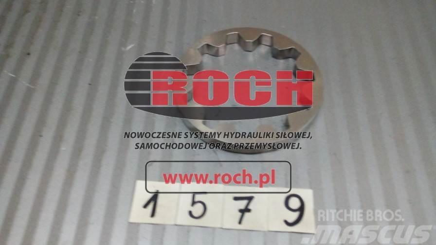 [Other] Części A4VG125 Koło zębate zewn.duże Wheel Set