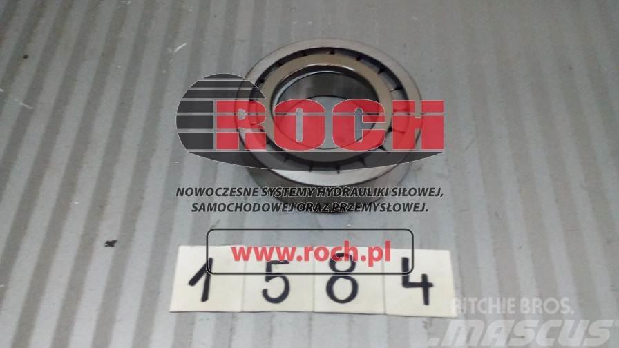 [Other] Części A4VG125 Łożyska wałka duże Cyl.Roller