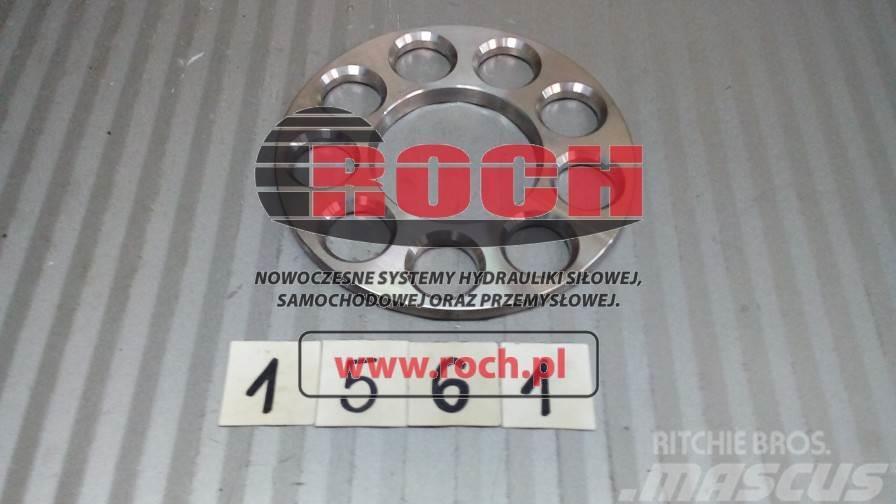 [Other] Części A4VG125 Płyta separacyjna Set Plate