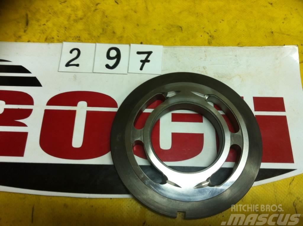 [Other] Części A4VG125 Płyta sterująca lewa Ser: 32
