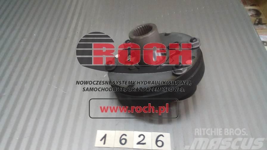 [Other] Części A4VG125 Pompa zasilająca Internal Gear Pump