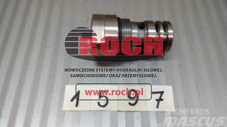 [Other] Części A4VG125 Zawór DA Control Cartridge