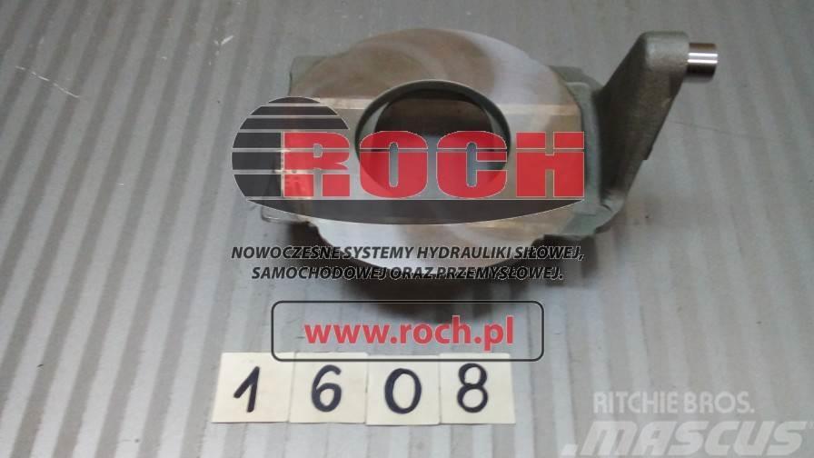 [Other] Części A4VG140 Kołyska Swash Plate