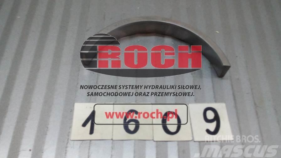 [Other] Części A4VG140 Panewki kołyski Nr1 Bearing Shell