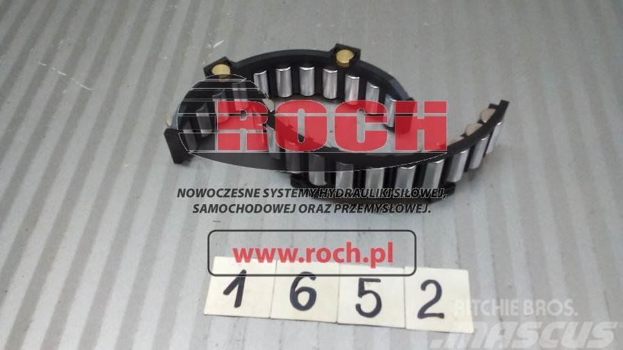 [Other] Części A4VG250 A11V0260 Łożysko kołyski Cage Pair