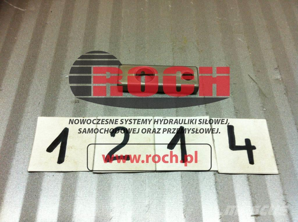 [Other] Części A4VG40 Kamień Slider