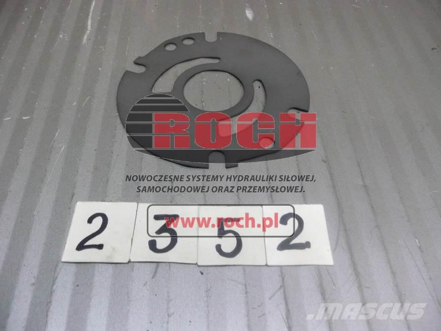 [Other] Części A4VG40 Płyta ścieralna ( Wear Plate)