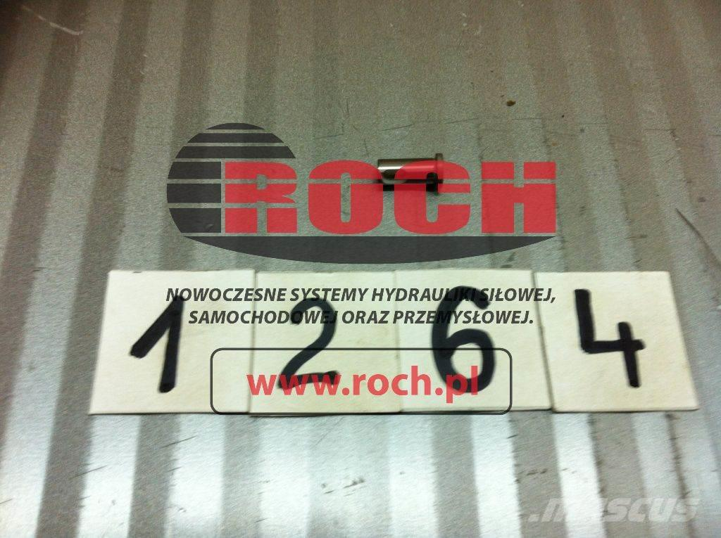 [Other] Części A4VG56 Prowadnica drucika ( Pivot Pin)