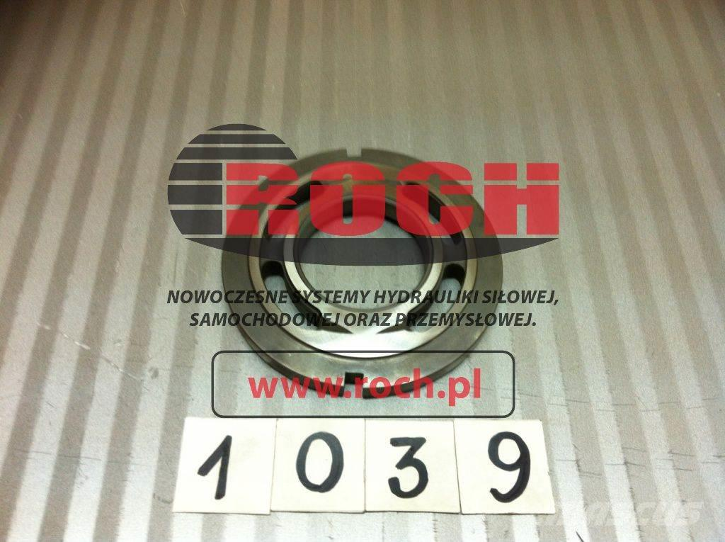 [Other] Części A4VG90 Płyta sterująca prawa Valve Plate R