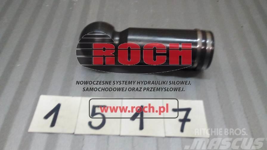 [Other] Części A6VM250 Tłoczki ( Piston Shoe with Rings)