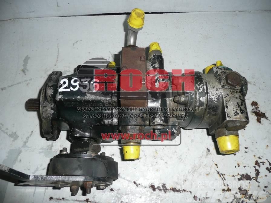 [Other] Pompa AL CESNA 70192 RAD 9E-18-1C 70111-302C+PM AL