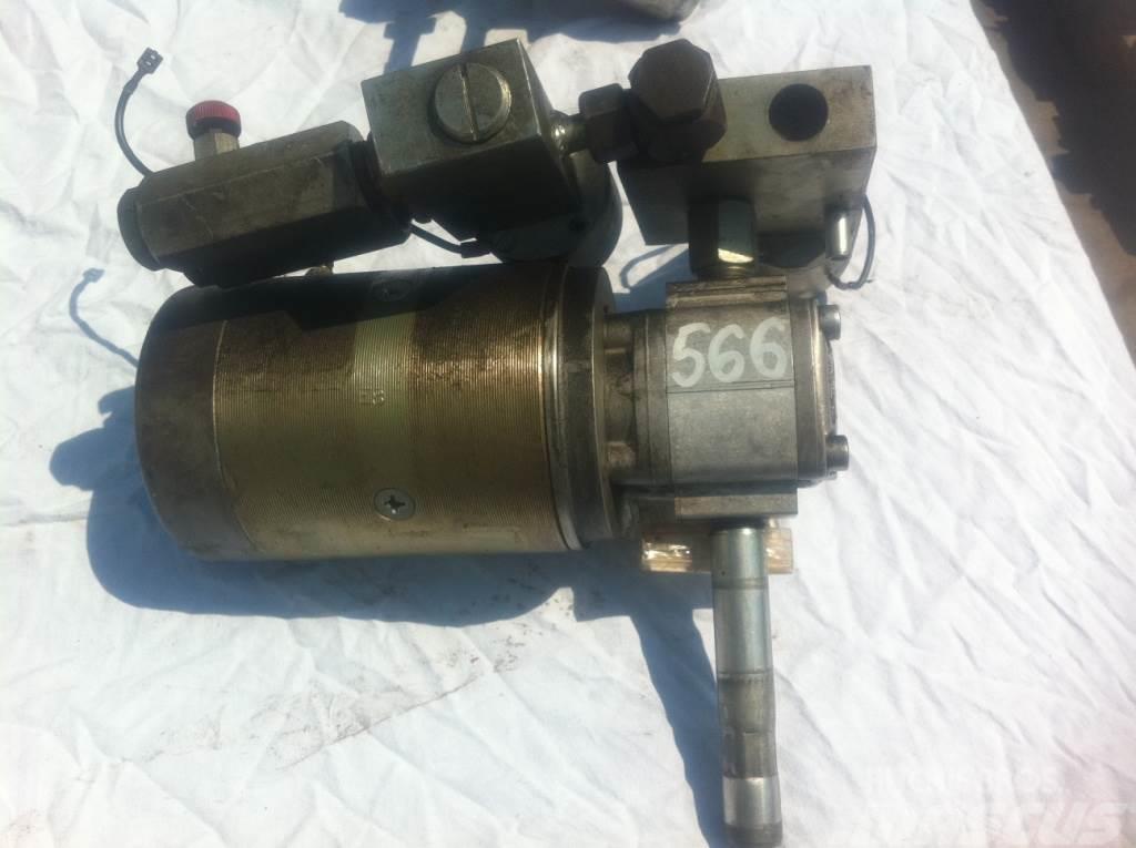 [Other] Pompa AL HESSELM P117MD6+ 24MB21TWA