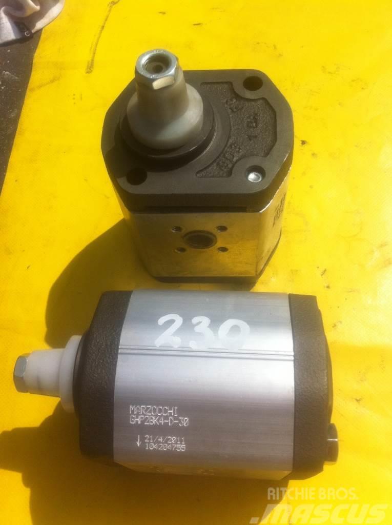 [Other] Pompa AL MARZ GHP2BK4- D-30