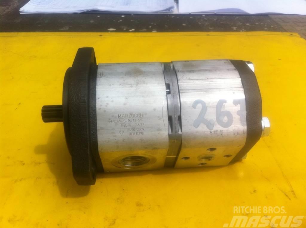 [Other] Pompa AL MARZ GHPC2A- S-16/13-S1-FA-E- P433