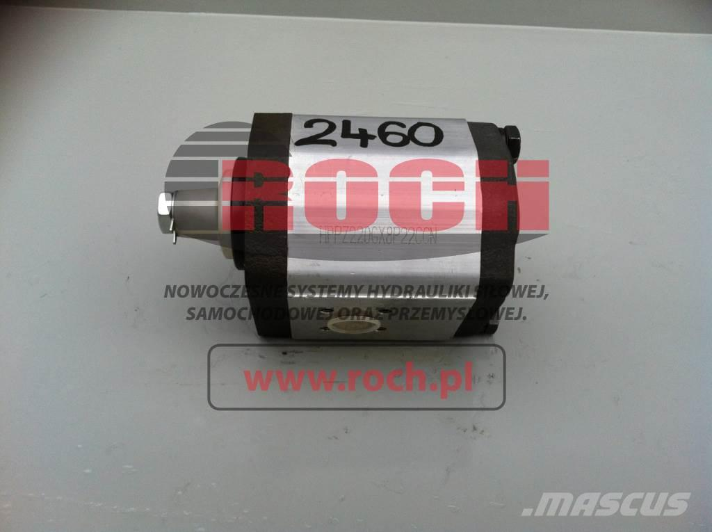 [Other] Pompa AL NN HPPZ220GX8P22CCN
