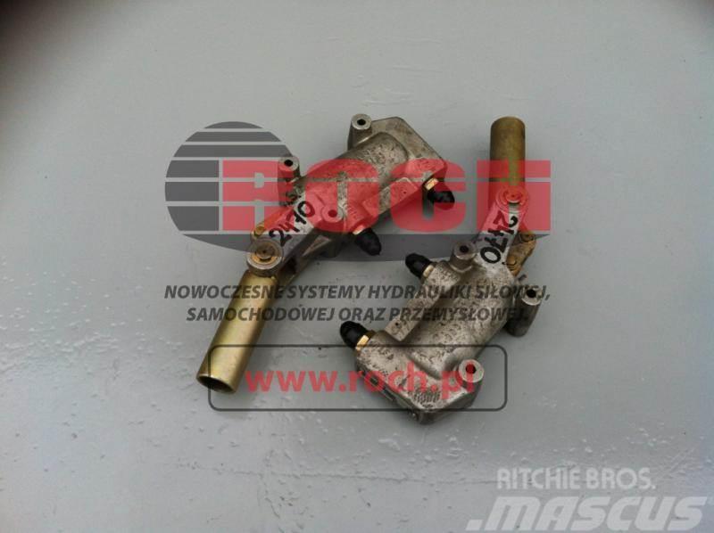 [Other] Pompa AL TECHMET RC-16 PN 16MPA ( ręczna)
