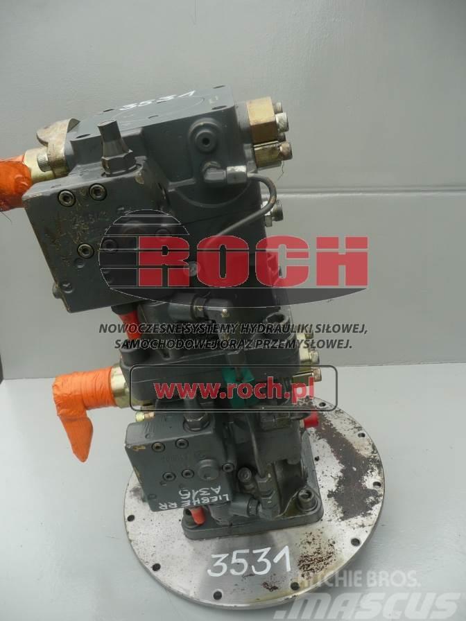 [Other] Pompa BRUENING A11V075 LRDC/10R-NZD12K81+ A11V075