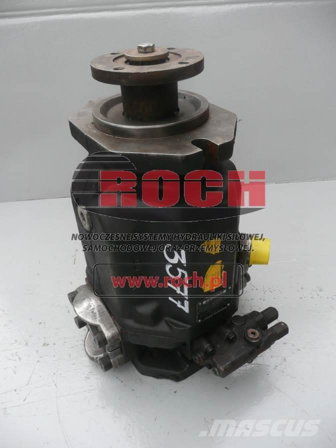 [Other] Pompa BRUENING H A10V0110 DFR1/31R-PSC62K15 009888