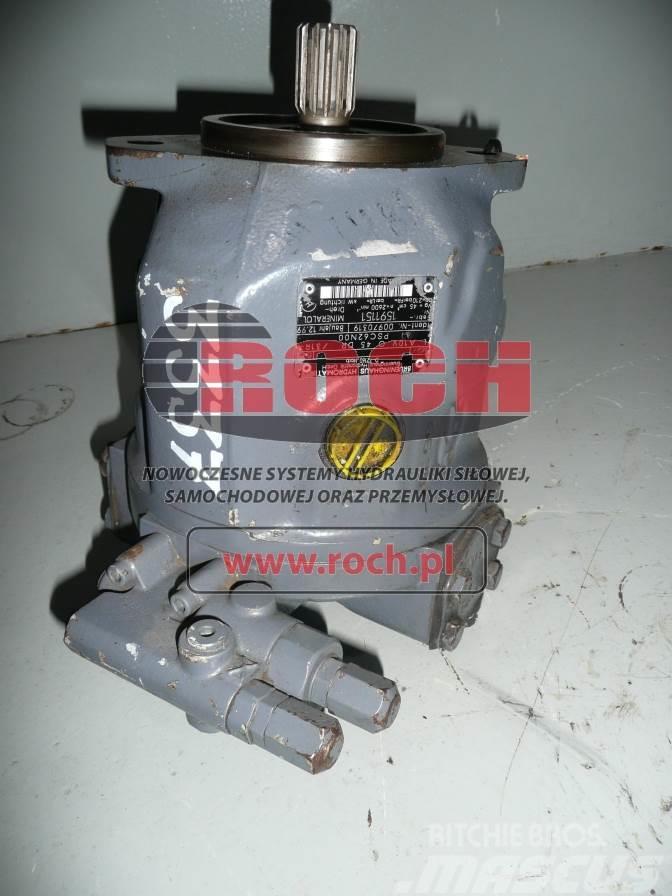 [Other] Pompa BRUENING L A10V045 DR/31R-PSC62N00 00970319