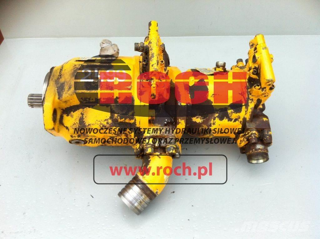 [Other] Pompa BRUHH A10V071 DFR1/30R + A10V028 DFR1/30R