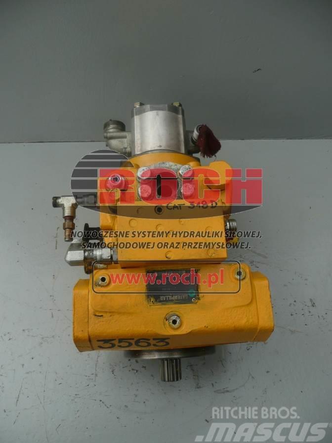 [Other] Pompa CAT 190-8199 + PM AL ( brak oznaczeń)