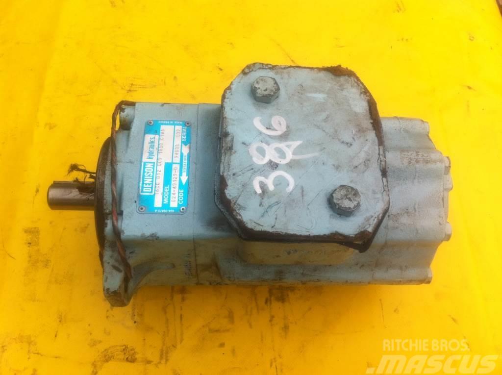 [Other] Pompa DENISHYD T6CC012005 1R00 C1W1 024-49129-0