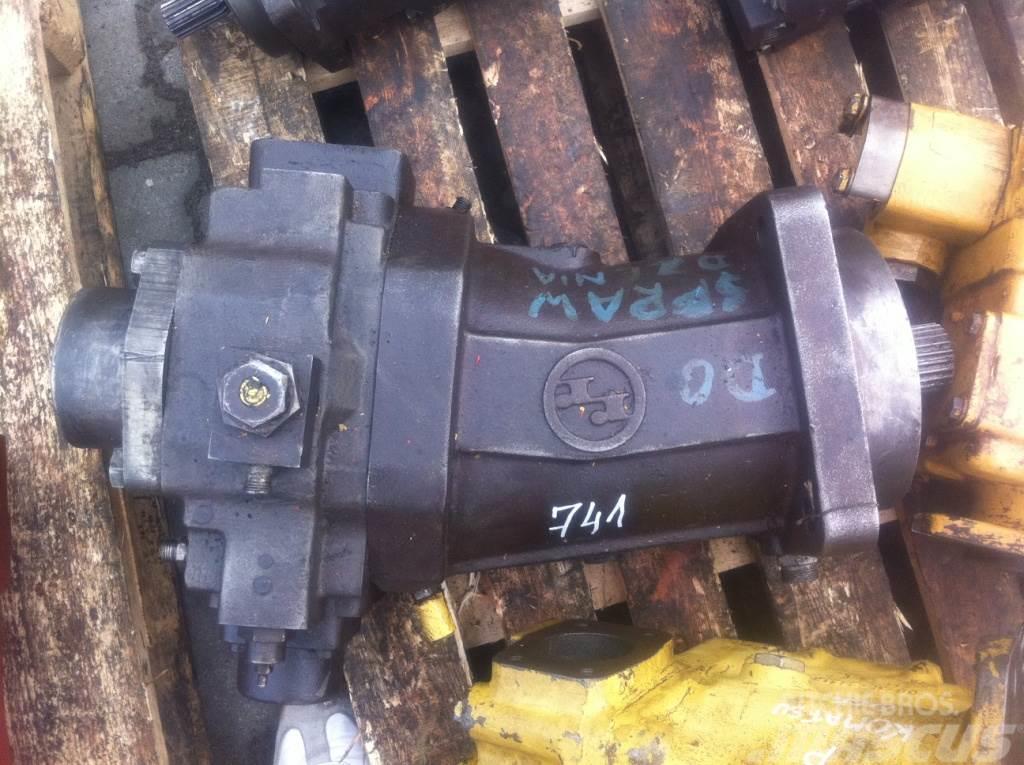 [Other] Pompa HYDRO A7VT0200 LRDX/60L- DZB01 1927300
