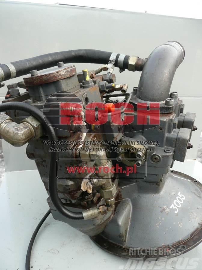 [Other] Pompa HYDRO A8V0107 LR3H2/60R1-PZG05K39+ A4V71 MS2