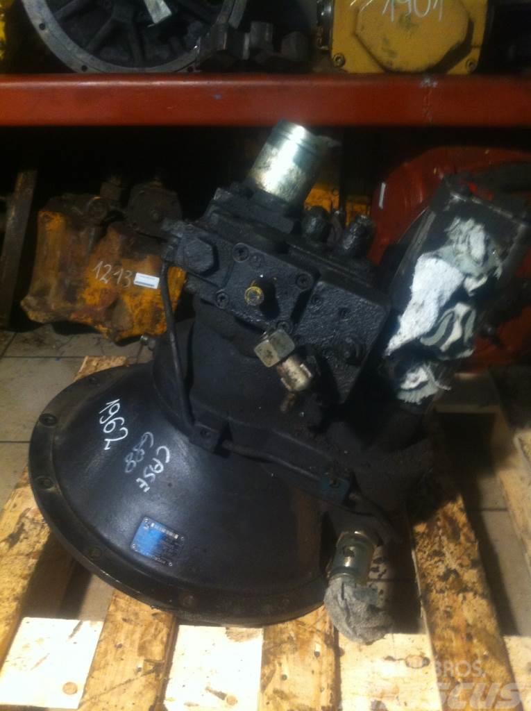 [Other] Pompa HYDRO A8VT0107 LR3D5/60R1+ AL (potrójna)