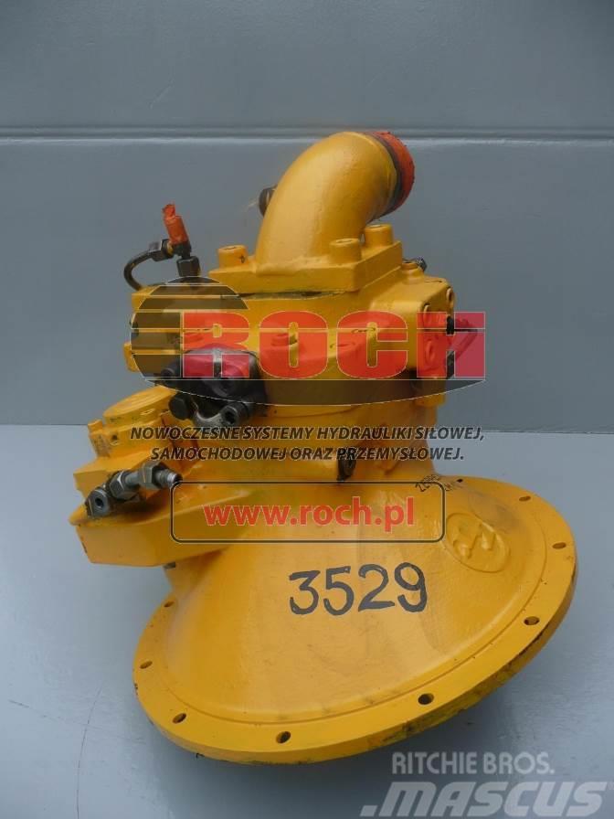 [Other] Pompa HYDROMATIK A8V055 SRH/60R1-PZG05F00 ZM15