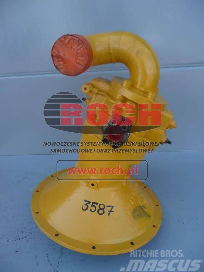 [Other] Pompa HYDROMATIK A8V80 SR1R101F1 228.22.01.03