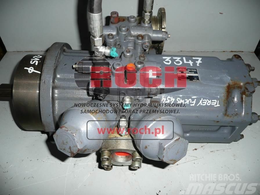 [Other] Pompa LINDE HPR 160-D01 Part Nr: 5469661245