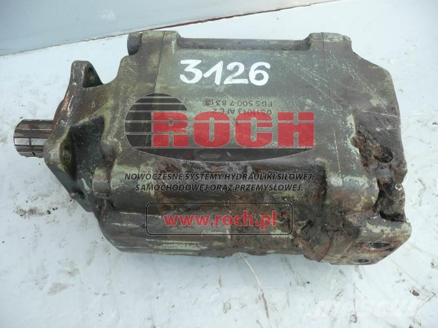 [Other] Pompa NN 0511013AFC2 PCS500-7 8313 (z obudowy)