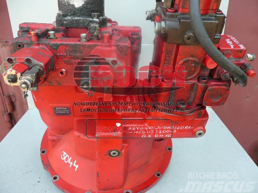 [Other] Pompa OK 1491059 2006555 + A4V56 MS1.0R00 A8V0160