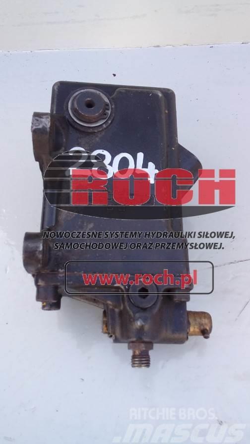 [Other] Pompa Ręczna AL WEBER Brak tabliczki MAN 6114 2100
