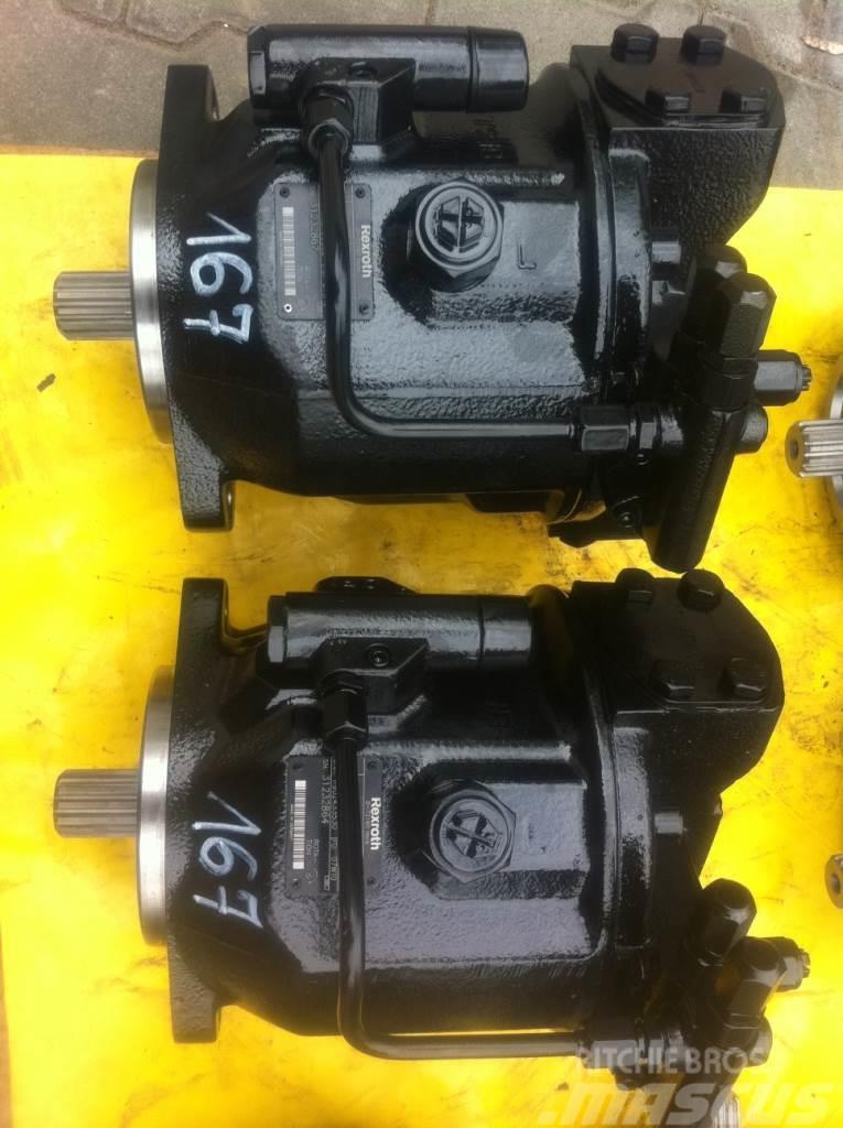 [Other] Pompa REX A10V071 DFLR/31R- S1827
