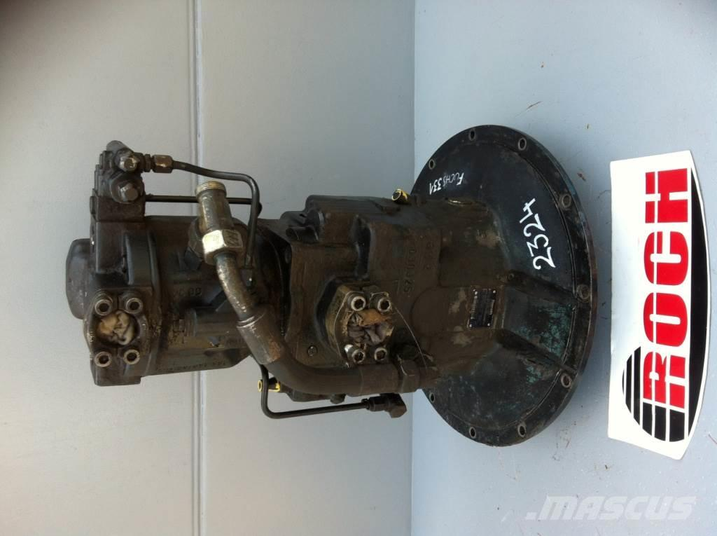 [Other] Pompa REX A11V0130 LRCS + A10V045 DFLR 2009147