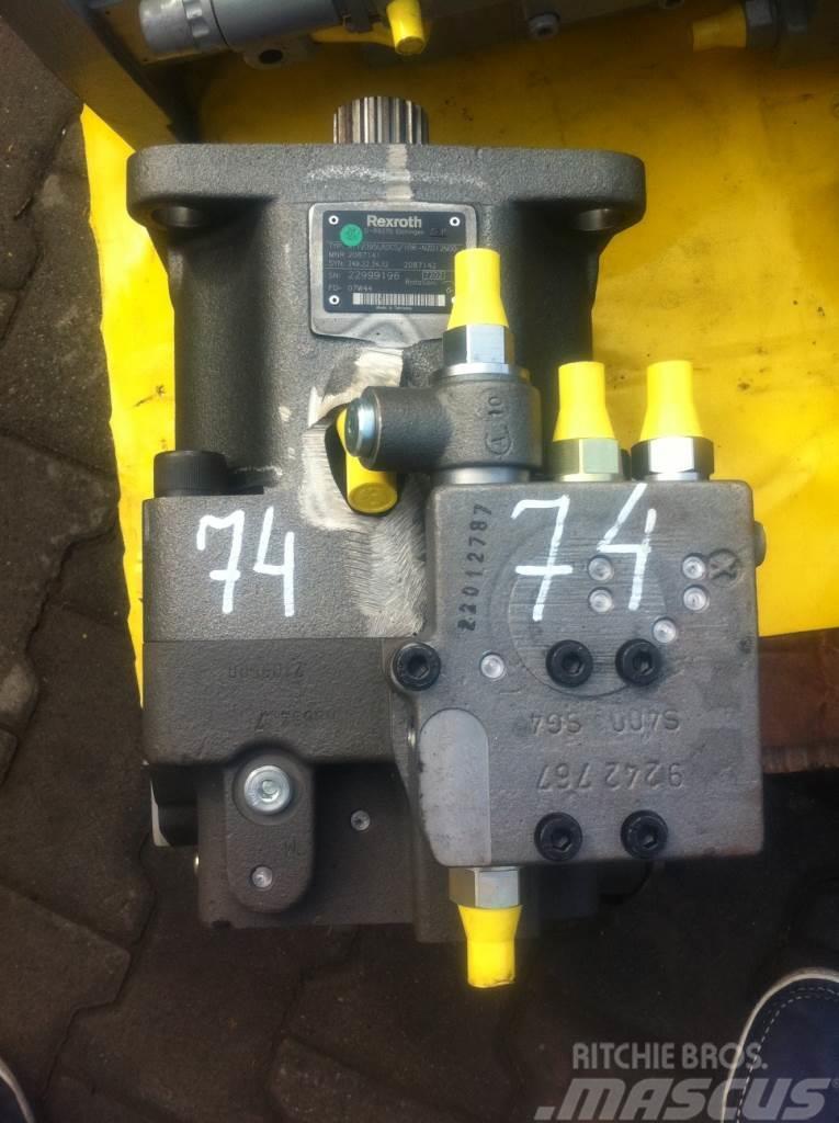 [Other] Pompa REX A11V095 LRDCS/10R- NZD12N00