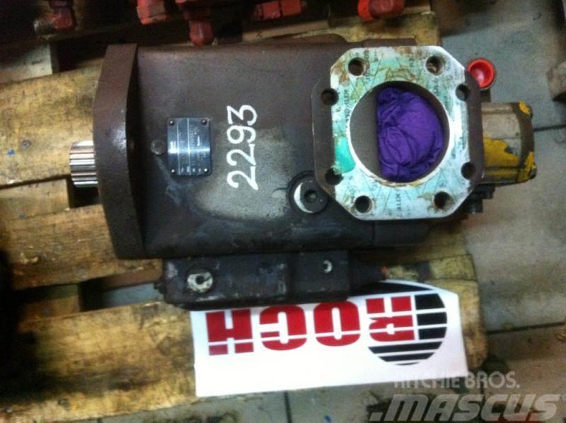 [Other] Pompa REX A4V0130 LRD/10L- NZA12K01-S+ PM AL 1PF2G