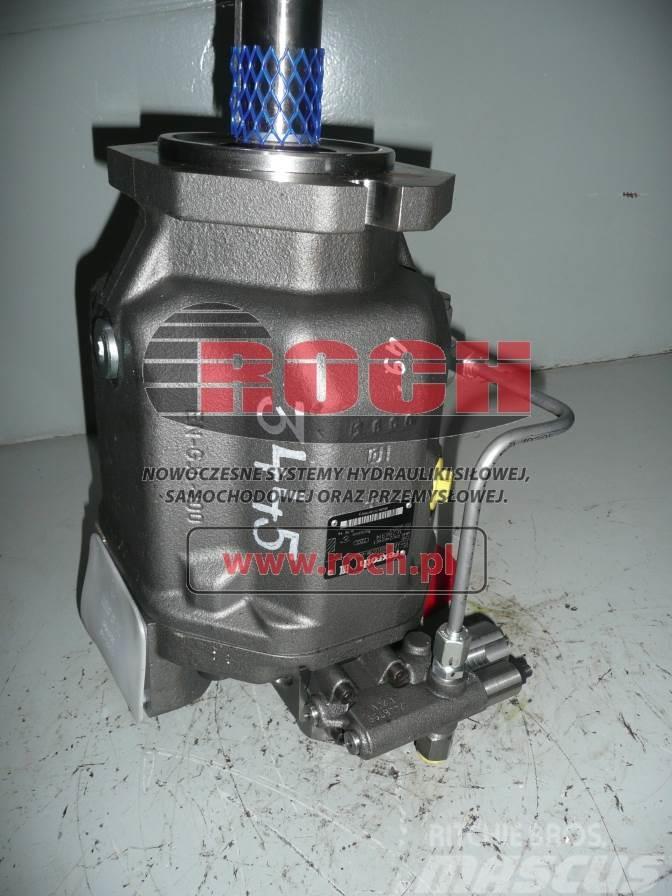 [Other] Pompa REXROTH A10VS0100 DFLR/31R-VPA12N00 R9024604