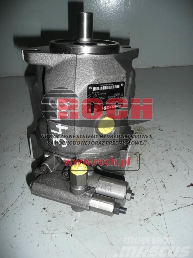 [Other] Pompa REXROTH A10VS028 DFR1/31R-VPA12N00 R91091680