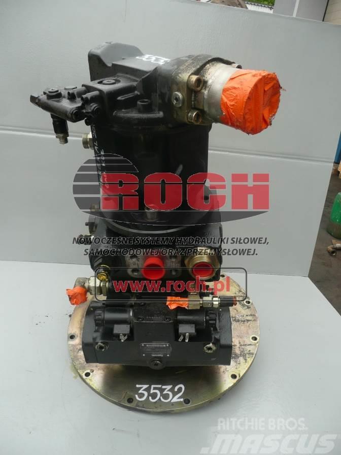 [Other] Pompa REXROTH A4VG125 DA2D8/32R+ AL A10V071 DFR1-3