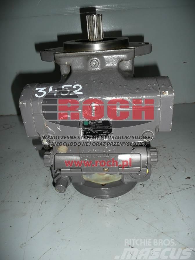 [Other] Pompa REXROTH A4VG71 DA1D8/32R-NSF02F021SP-S