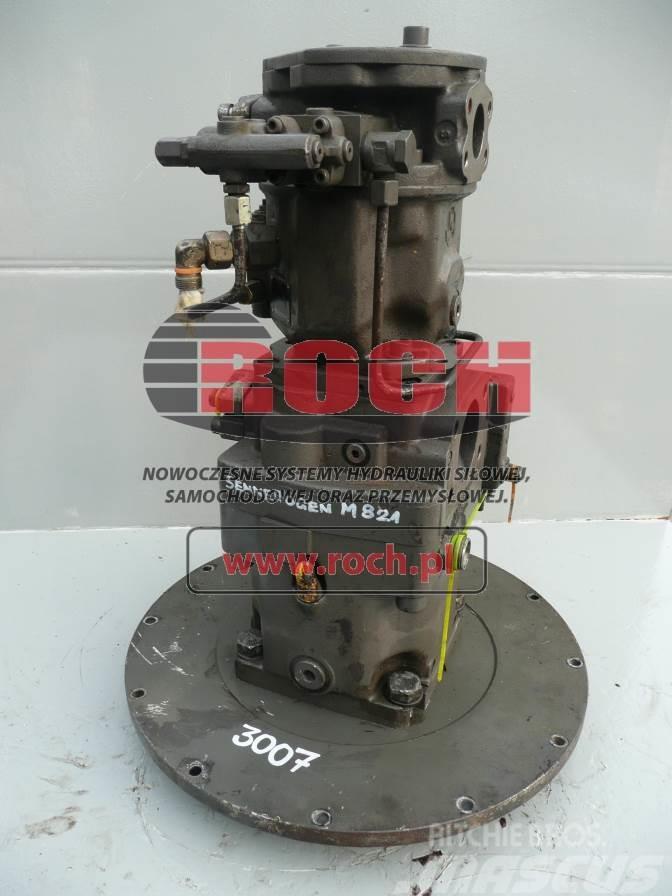 [Other] Pompa SENEB A11V0130 LRCS+ A10V045 DFLR 2037972