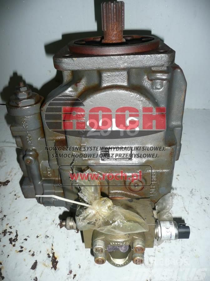 [Other] Pompa TOSHIBA PVC80RS02 0610037 ( 1211-249B)